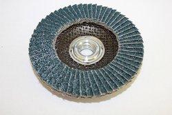 Sundisc Type 27 Standard Density Abrasive Super Flap Disc