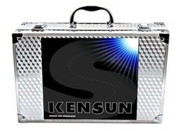 Kensun HID Xenon Conversion Kit with Premium Ballasts - H8 - 4300k