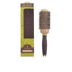 Macadamia Boar Hot Curling Hair Brush - 43mm