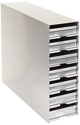 Brunswick Scientific Aluminum Freezer Rack - 28 Box Capacity