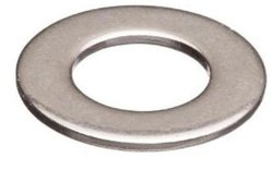 Small Parts Steel Flat Washer - Zinc Plated Finish