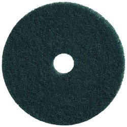 Bear Tex Floor Maintenance Stripping Pad - Ultra Blue - Size: Medium
