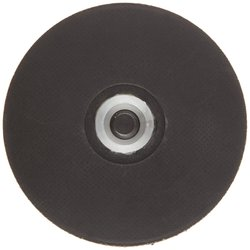 "3M Roloc Disc Pad TS & TSM 28576 - 4"" Diameter - 3/8""-24 Thread Size"