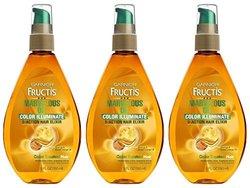 Garnier Fructis Marvelous Oil Color Illuminate Pump - 5 oz