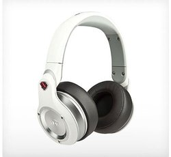 Monster Over-Ear DJ Headphones (White) NC MH NPU OE WH CU WW