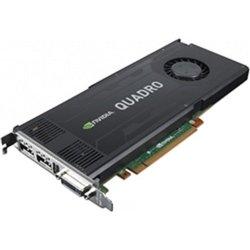 Lenovo Quadro K4000 Graphic Card - 3 GB GDDR5 - PCI Express 2.0 x16