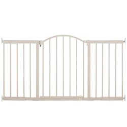 Summer Infant 6 Ft. Metal Expansion Gate Wide Walk - Thru Gate (27284Z)
