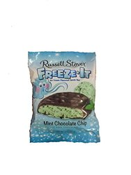 Russell Stover Freeze It Mint Ice Cream - Chocolate Chip - Flavor - 2Oz