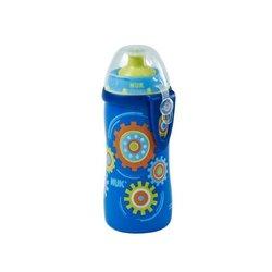 Gerber Graduates Lil' Sports Bottle with Sports Cap 10oz. - Blue