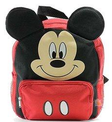 Ruz Backpack Disney Mickey Mouse Face - Size: Medium