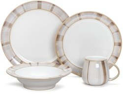 Denby Truffle Layer Piece Set 4, Brown