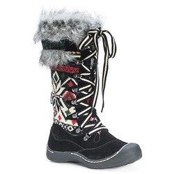 Women's Gwen Snowboots - Black - Size: 11