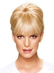 Hairdo Clip-in Bangs By Jessica Simpson And Ken Paves - R14/25