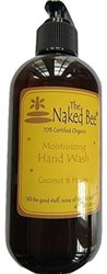 The Naked Bee - Hand Wash 8 Oz. With Pump - Coconut & Honey