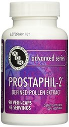 Advanced Orthomolecular Research AOR Prostaphil-2 Supplement, 90 Count