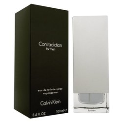 Calvin Klein Contradiction: 100ml Edt For Men