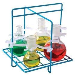 SP Scienceware Bel-Art 169510002 Round Bottom Poxygrid Flask Carrier Clip