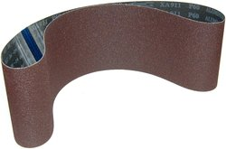 "Arc Abrasives Aluminum Oxide General Benchstand Belts - 1"" x 42"""