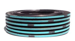 Sur-Seal Teadit Turquoise Band with Gray Stripe Spiral Wound Gasket