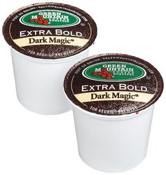 Green Mountain Coffee Dark Magic K-Cup Brewers 24-Count (Pack of 2)