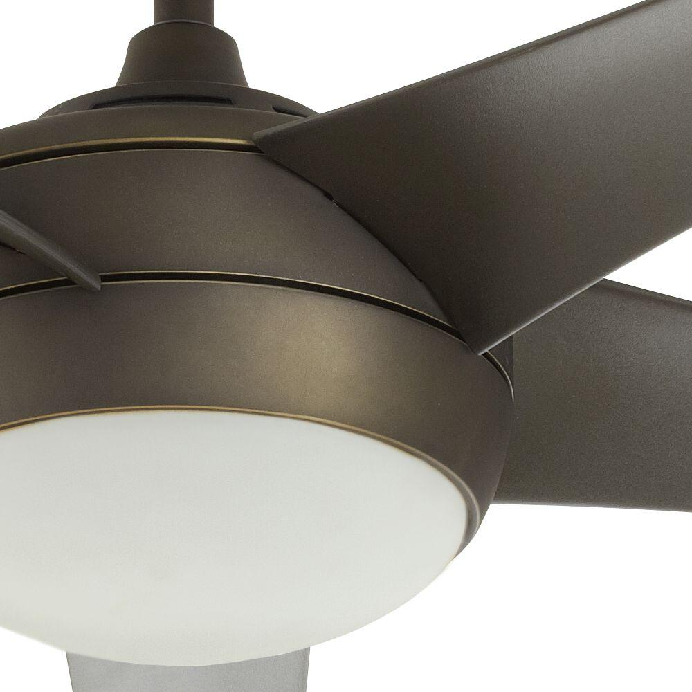 Hdc 26661 windward iv 52 in oil rubbed bronze ceiling fan Home decorators windward iv
