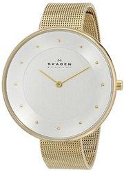 Skagen Women's Gitte Watch - Gold