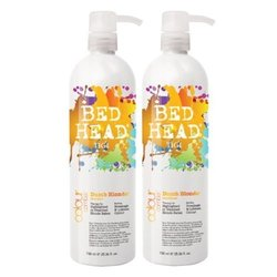 Bed Head Colour Combat Dumb Blonde Tween Shampoo & Conditioners Duo Pack