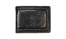SW Global Men's Fashion Wallet WLT-GC635BK in Black