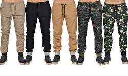 Men's Joggers: Woodland/3xl