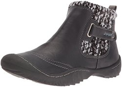 JSport by Jambu Women's Darcie Boot - Black - Size: 10