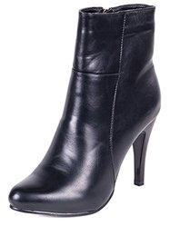 Women Ankle Boots: Ankle Zipper/10