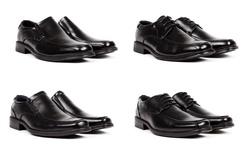 Bonafini Men's Classic Dress Shoes: Classic Slip-on/8
