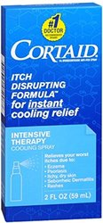 CORTAID Intensive Therapy Cooling Spray - 2 oz