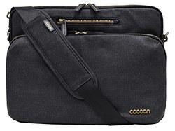 Cocoon Urban Adventure Messenger Sling for 13 Notebooks - Black