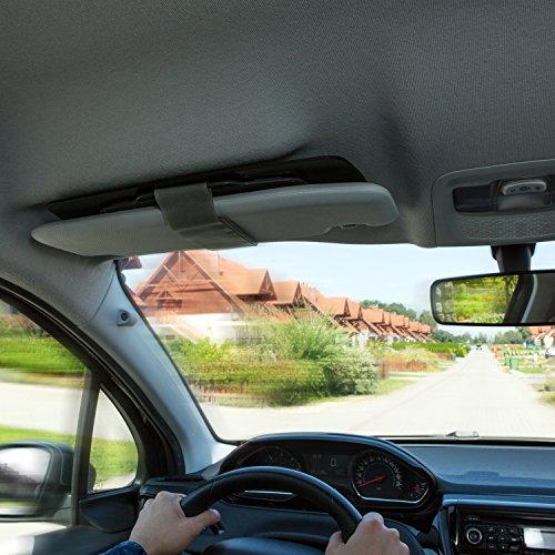 ... Sun Visor Extender - Front   Side Window Sun Shield f100156739a