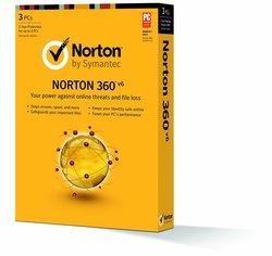 Norton 360 6.0 - 1 User / 3 PC (21251911)