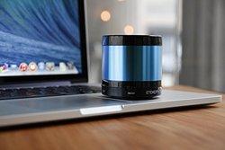 Etekcity RoverBeats T16 Ultra Portable Wireless Bluetooth Speaker - Blue