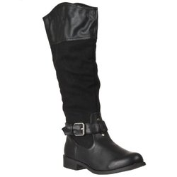 Riverberry Women's  Betsey  Round-toe Knee-high Boots