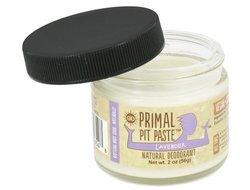 100% Natural No Added Fragrances Paraben Free Deodorant - Lavender - 2 Oz