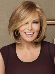 Marian Synthetic Short Straight Fashion Layered Bob Wigs -for Bald Women +a Free Wig Cap