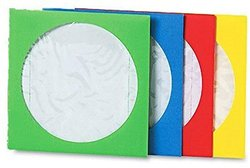 Inland 100 Multi-Color Paper Sleeves 100
