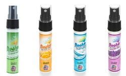 Flushie Pre-toilet Deodorizer Spray 1 Oz. (4-pack)
