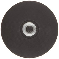 "3M Roloc Disc Pad TS and TSM 28577 - 4"" Diameter - 3/8""-24 Thread Size"