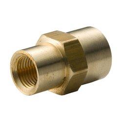 Merit Brass Lead Free Pipe Fitting Reducing Coupling 25 Packs