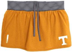 Majestic NCAA Tennessee Volunteer Women's Fitness Skort - Orange - Size: L