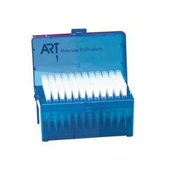 MBP ART Pipet Tips with ART barrier Hinged Racks - 100 - Case of 4800