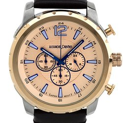 Alexander Dubois Margaux Men's Watch: 62628079-rose Gold Dial