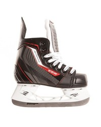 CCM Jetspeed 250 Youth Hockey Skates - Black - Size: 7D