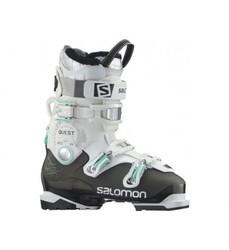 Salomon Alpine Ski Boot Quest Access R70 - White/Black - Size: 25.5