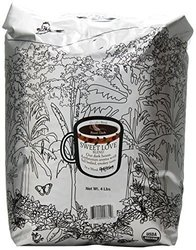Jim'S Organic Coffee, Sweet Love Blend, 4-Pound